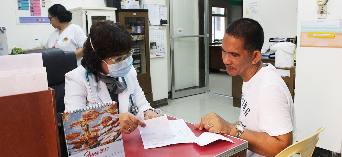 Medical consultation, physical exam, in and out-patient departments