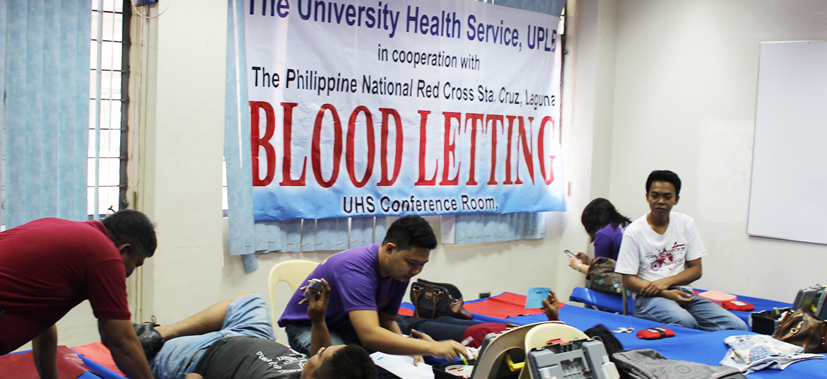 Medical mission, bloodletting, vaccination drives, and other public services