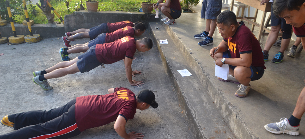 Physical fitness activities